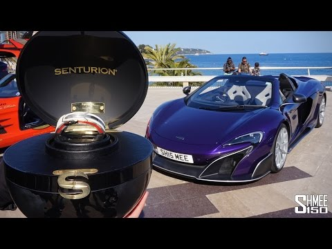 The World's MOST EXPENSIVE Car Key!