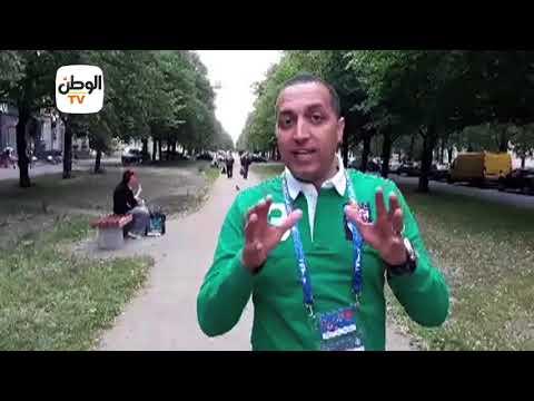 إيهاب الخطيب يحلل مباراة مصر وروسيا من بطرسبورج