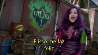Descendants Rotten to the core - Tradução PT Brasil com Video Clipe