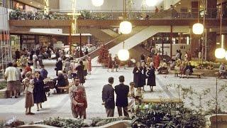 Southdale 1956 Richfield Edina Shopping Mall History Video