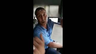 Водителя автобуса уволили за сбор наличных без выдачи билета в Алматы