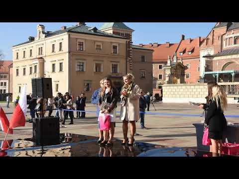 List Julki Mostowik zamknięty w kapsule czasu na Wawelu