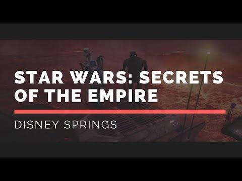 Star Wars: Secrets of the Empire - Disney Springs