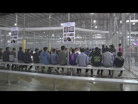 ΗΠΑ: Kαταγγελίες για κακοποίηση ανηλίκων μεταναστών