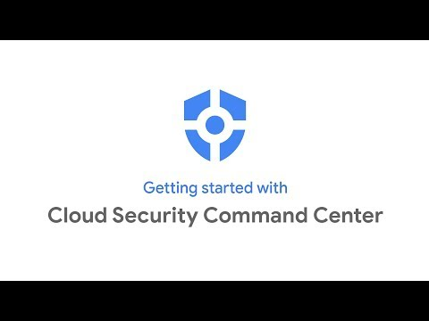 Getting started with Security Command Center