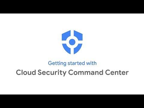 Primeiros passos com o Security Command Center