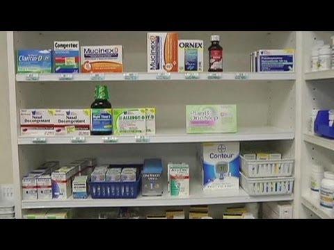 Un fort stimulant pour la femme de la goutte acheter dans la pharmacie à moskve