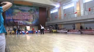 Николай Алексеев - Валерия Захарова Презентация пар