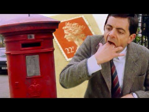 Stamp it Bean! | Mr Bean Full Episodes | Mr Bean Official