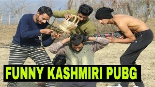 Rounders Pubg kashmiri Funny Video by |kashmiri rounders