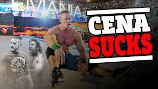 Luchadores Que Lograron Vencer A John Cena | WWEMasterBisnes123 | HD