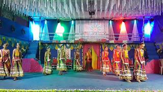 Bhojpuri Christmas Dance by Girls
