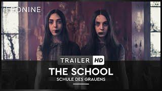 The School - Schule des Grauens Film Trailer
