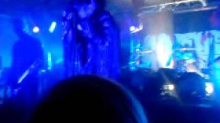 The 69 Eyes- Sister of Charity [Live at Antwerp, 02.04.2011]