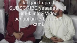 Pengajian Mingguan KH Uci Turtusi Cilongok Pasar Kemis Tangerang Banten 4 Desember 2016