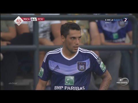 Nicolae Stanciu [DEBUT] vs Charleroi (H) ANDERLECHT DEBUT 11.09.2016 HD 720p 50fps