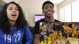Most Savage Moments In Sports History Reaction
