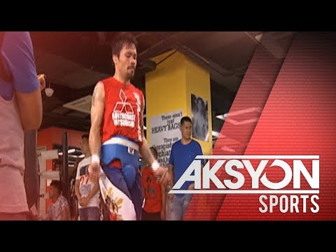 [News5] Kontrata ni Pacquiao sa Top Rank, expired na