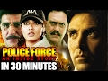Police Force in 30 Minutes | Akshay Kumar| Raveena Tandon | Amrish Puri | Hindi Action Movie