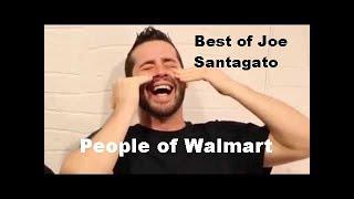 13 Minutes of Joe Santagato - People of Walmart [BEST OF]