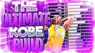NBA 2K19 THE ULTIMATE #24 KOBE BUILD - IS THIS THE BEST BUILD IN THE GAME?!?!?😱😱😱