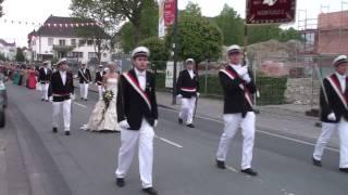 preview picture of video 'Umzug JSV Anröchte - Sonntag, 9. Mai 2010'