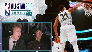 NBA All-Star Game Highlights w/ Kris London & Jesser