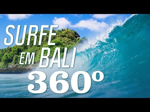 Freesurf em Bali  | Indonésia 360 | Canal OFF