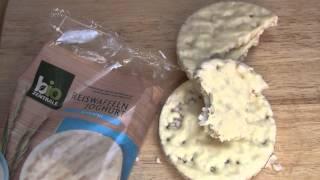 bio Zentrale Reiswaffeln Joghurt Glutenfrei