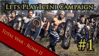 Total War: Rome 2 Iceni lets play #1