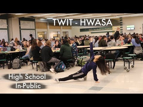 [High School Dance In-Public] Hwa Sa(화사) _ TWIT(멍청이) Dance Cover [KPOP IN PUBLIC]