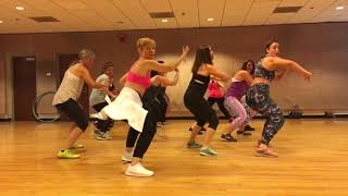 """CON CALMA"" Daddy Yankee Katy Perry Feat Snow   Dance Fitness Workout Valeo Club"