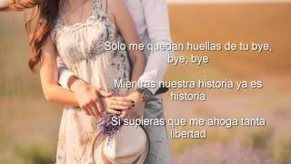 Juan Magan - Vuelve  (letra) ft. Paulina Rubio, DCS