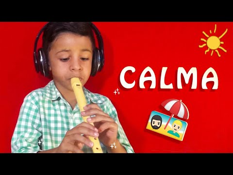 , title : 'Calma en flauta  - Juan kids music'