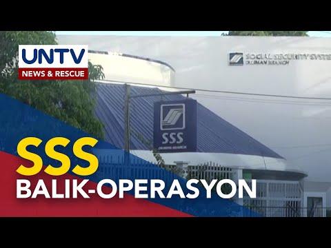 [UNTV]  SSS members, dumagsa sa Diliman Branch