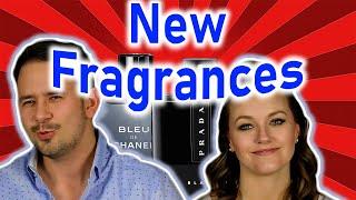 SEXIEST NEW MENS DESIGNER FRAGRANCES RATED | BLEU DE CHANEL PARFUM + MORE