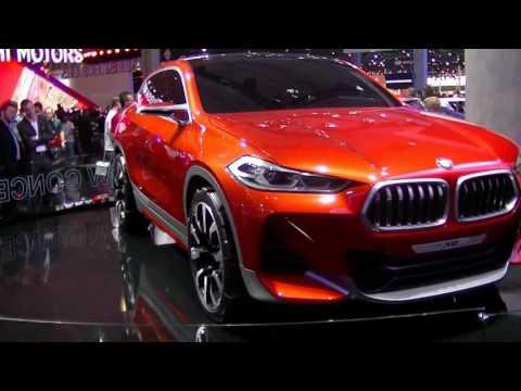 Conheça a Nova BMW X 2