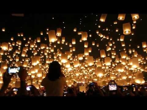 泰國水燈節 Loy Krathong Festival