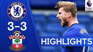 Chelsea 3-3 Southampton Pekan 5