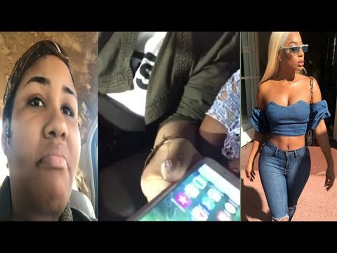 ATL RAPPER AKBAR V PLAYS AUDIO OF WHAT HAPPENED BETWEEN HER AND TOMMIE