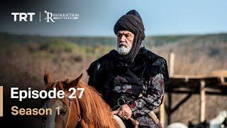 Resurrection Ertugrul Season 1 Episode 27