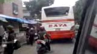 Bus Raya & Mulyo Indah Old Image  Agen Sukasari