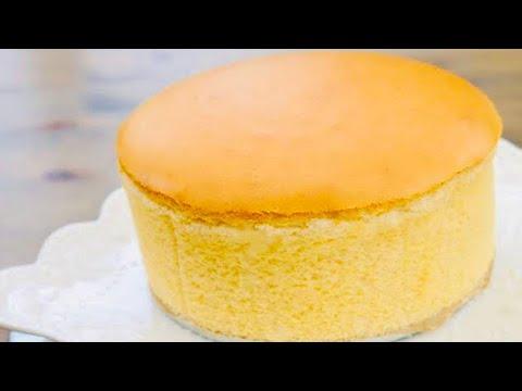 Cake // Japanese sponge cake racipe // Ayeka's vlog