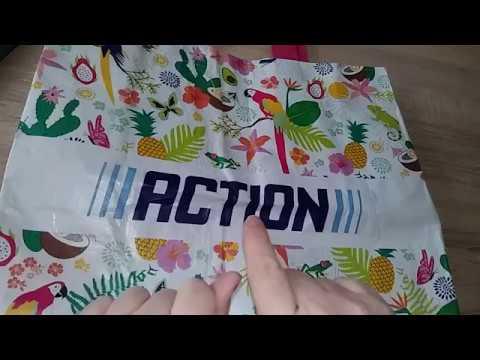 Action Haul ! Hab das Duschtuch bekommen, jetzt ist die Badausstattung perfekt
