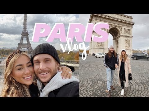 DREAM TRIP TO PARIS! | Julia & Hunter Havens