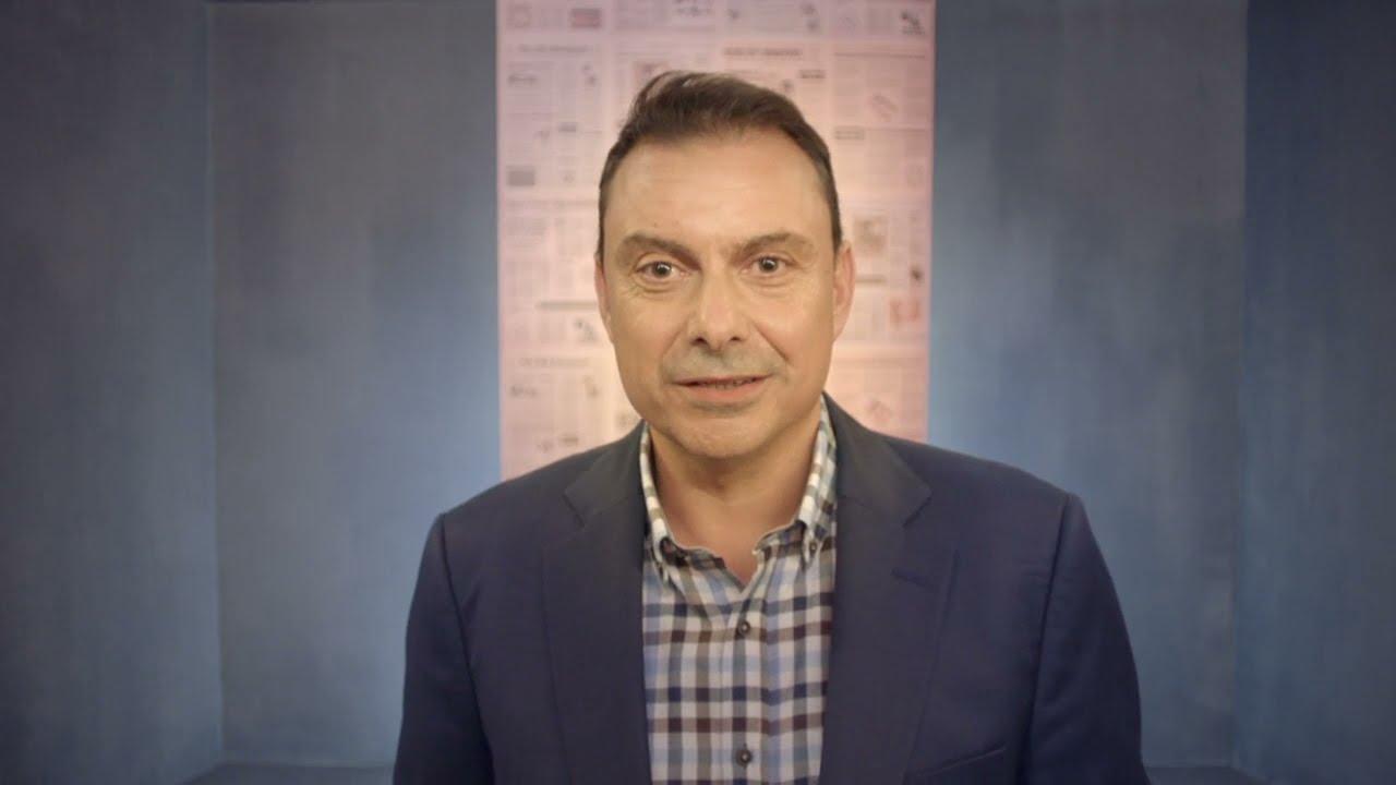 ΝΕΟ ΠΡΟΓΡΑΜΜΑ ΕΡΤ   PROMO CAMPAIGN   Γιάννης Πιτταράς