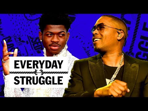 Kevin Hart Accused of Homophobia?, Nas Crowns Dave Chappelle G.O.A.T. of Comedy   Everyday Struggle