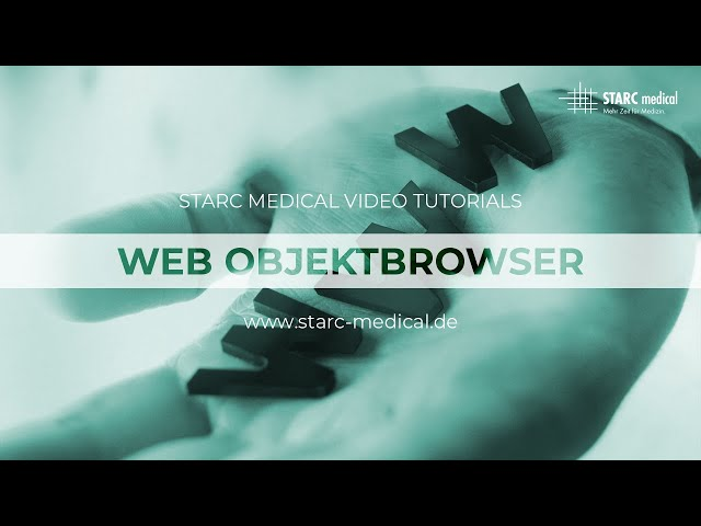 WEB Objektbrowser