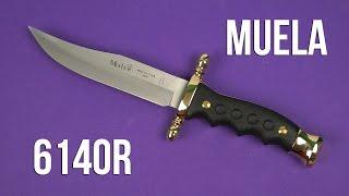 Muela 6140 - відео 1