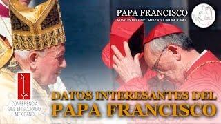 10 puntos sobre la vida del Papa Francisco